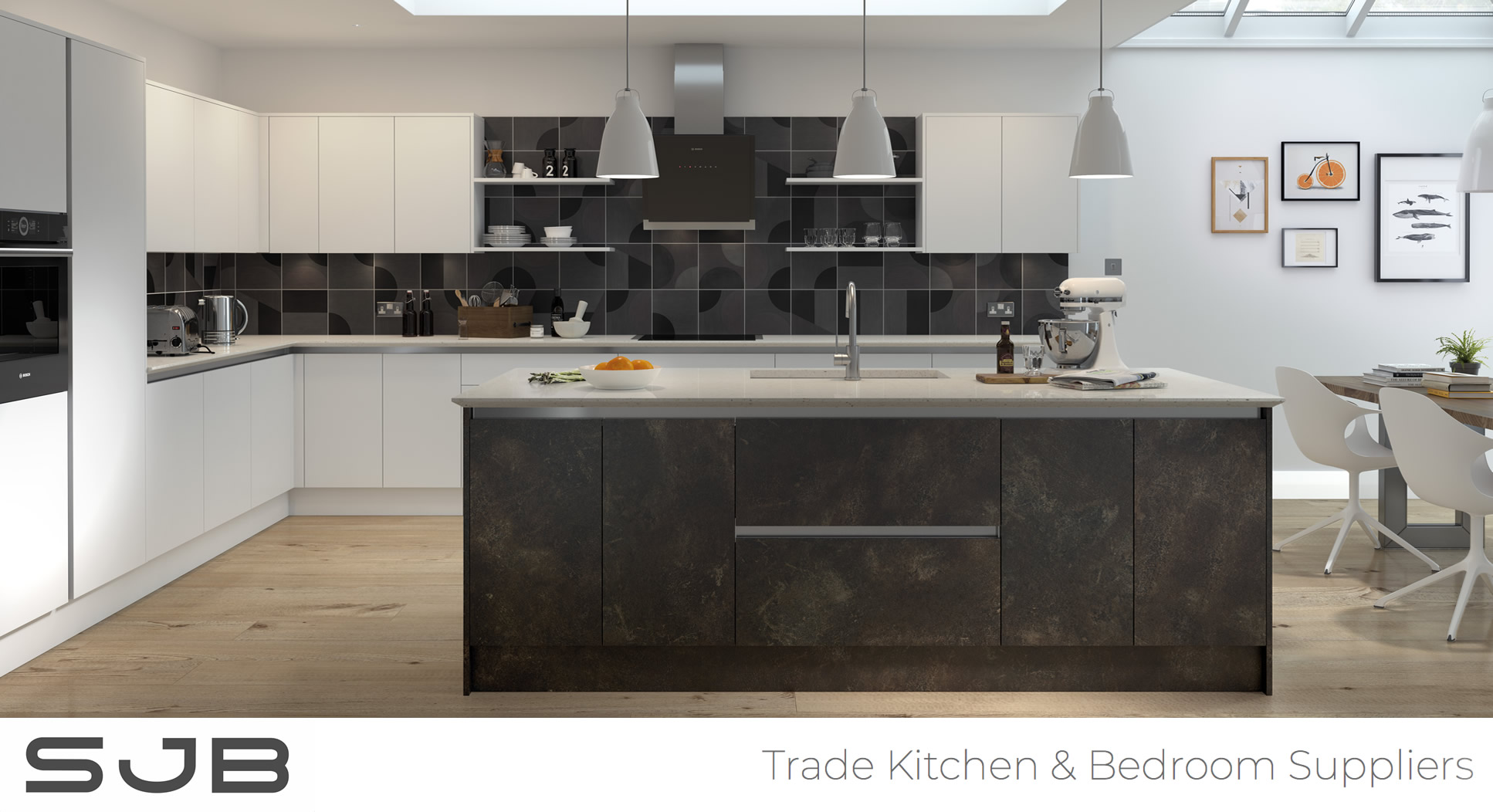 SJ Ball - Trade & Contract Kitchen & Bedroom Suppliers