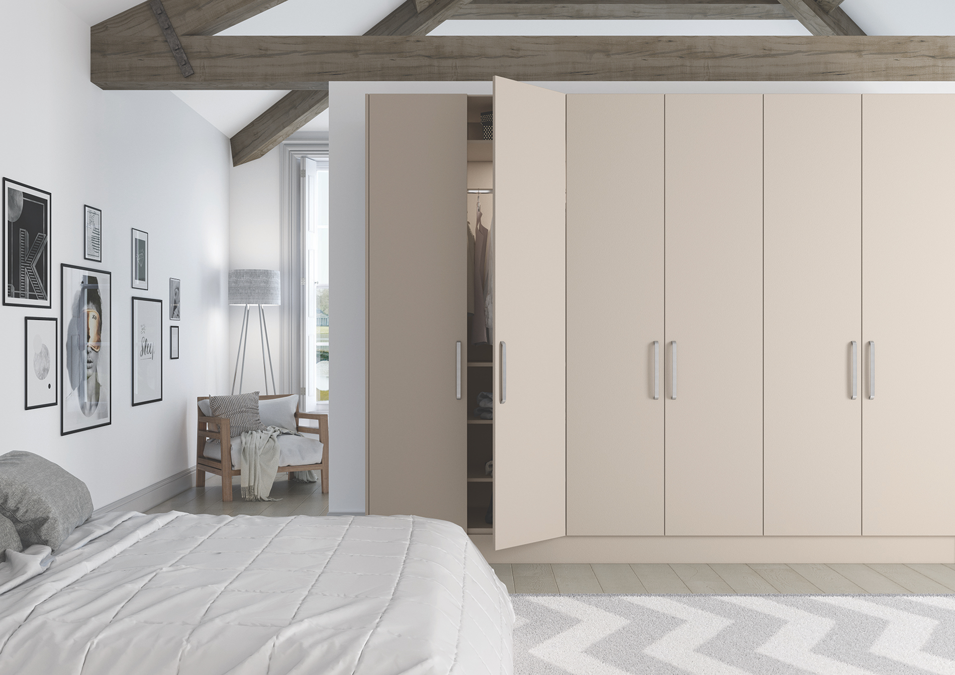 TKC Lastra Bedroom - Cashmere
