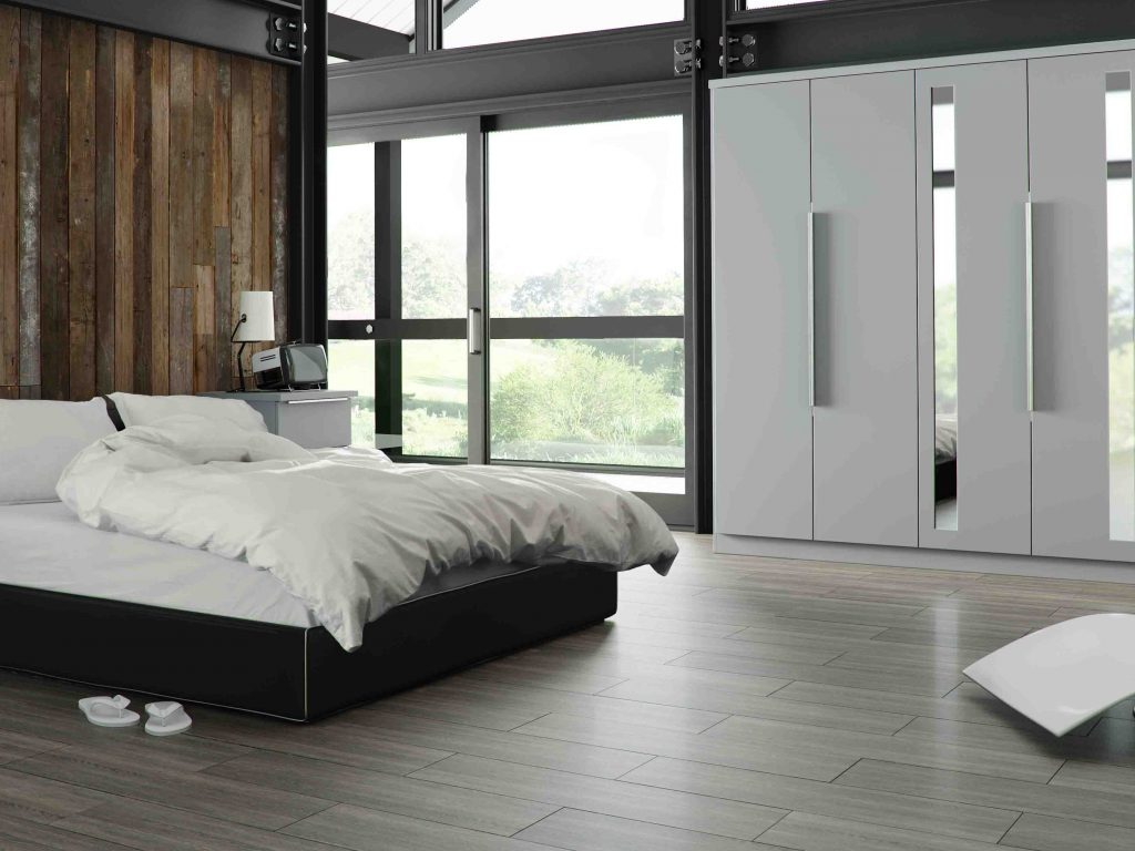 OS Galaxy Bedroom - Light Grey