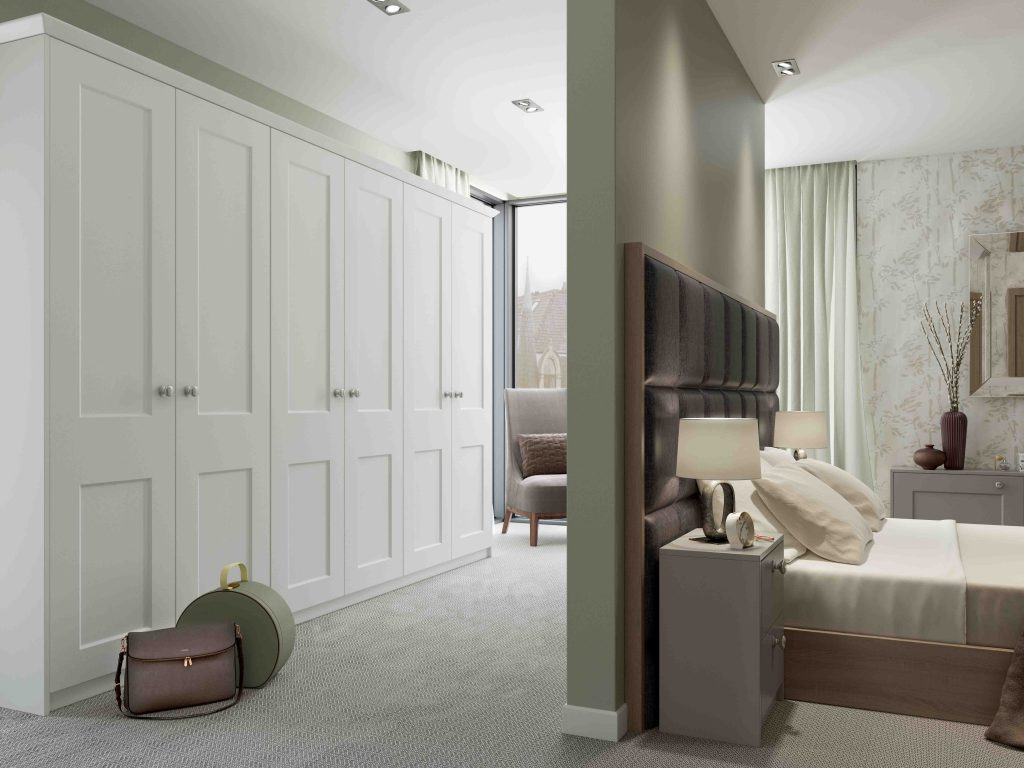 OS Windermere Bedroom - Horns White