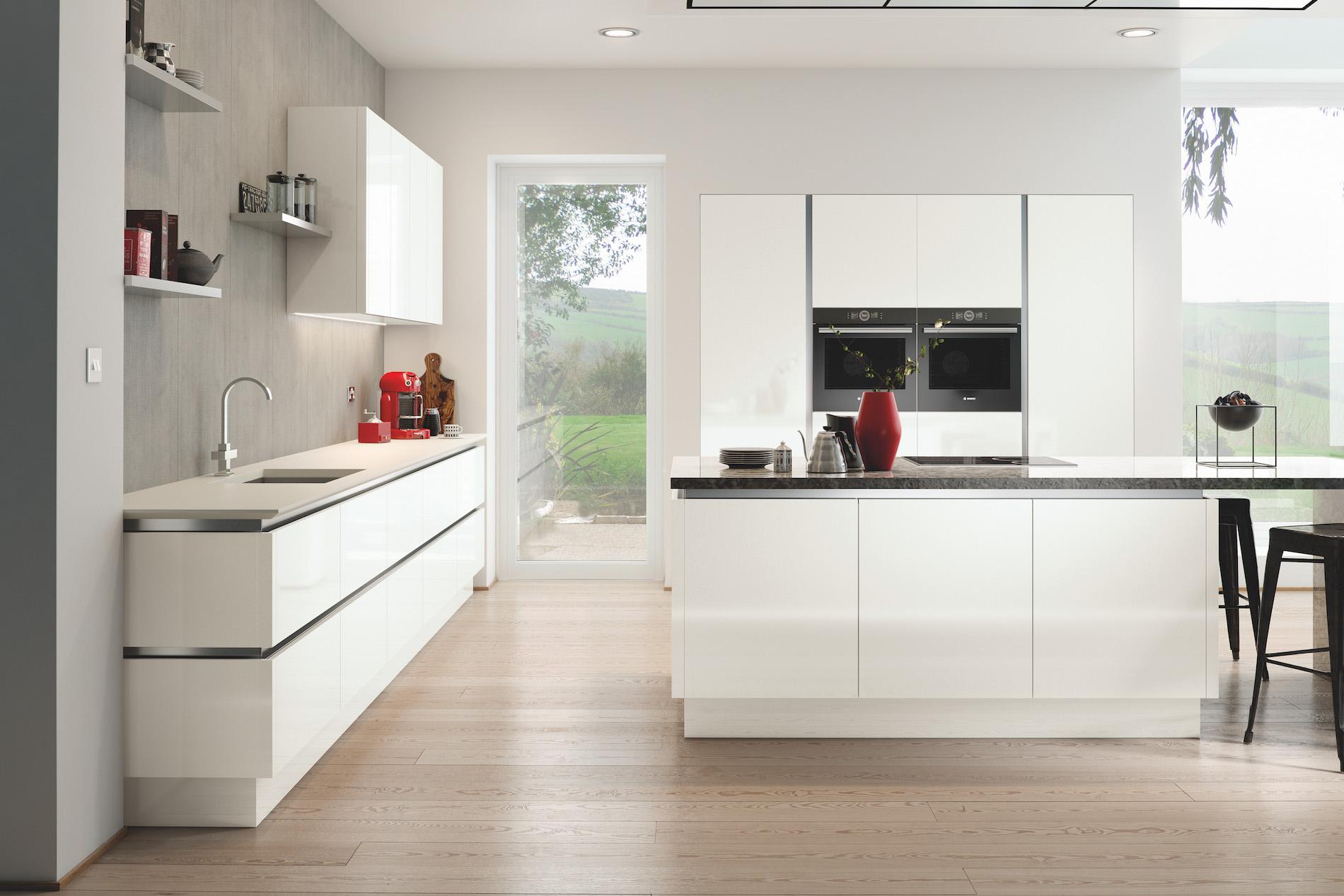 TKC Vivo Gloss Vero - White